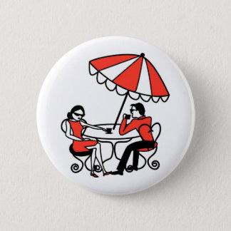 International Cafe 2 Inch Round Button