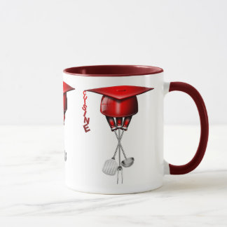 International cuisine mug