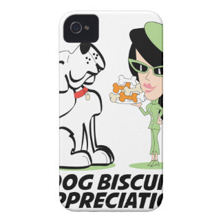 International Dog Biscuit Appreciation Day iPhone 4 Case