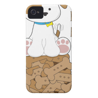 International Dog Biscuit Appreciation Day iPhone 4 Covers