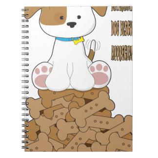 International Dog Biscuit Appreciation Day Spiral Notebook