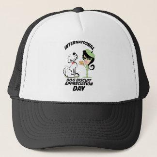 International Dog Biscuit Appreciation Day Trucker Hat