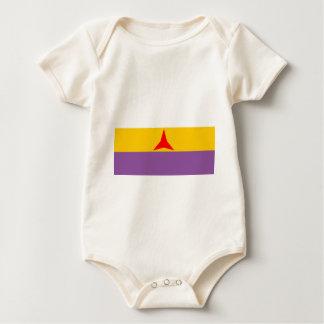 international Flag Baby Bodysuit