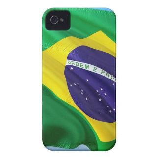 International Flag Brazil iPhone 4 Case-Mate Case