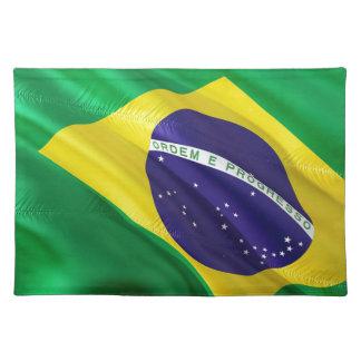 International Flag Brazil Placemat