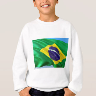 International Flag Brazil Sweatshirt