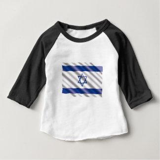 International Flag Israel Baby T-Shirt
