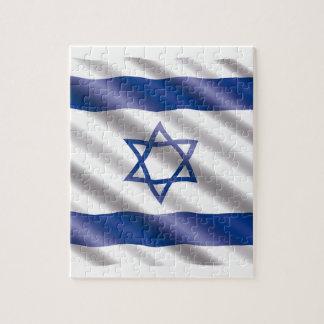 International Flag Israel Jigsaw Puzzle