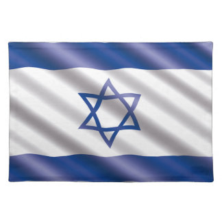 International Flag Israel Placemat