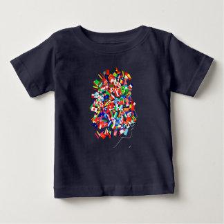 international flags portrait baby T-Shirt