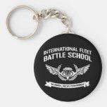 International Fleet Battle School Ender Key Chain