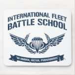 International Fleet Battle School Ender Mouse Pad