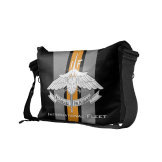 International Fleet/Dragon Army Commuter Bags