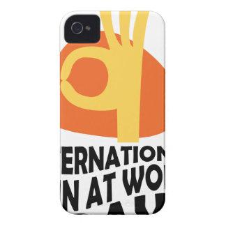 International Fun At Work Day - Appreciation Day iPhone 4 Case