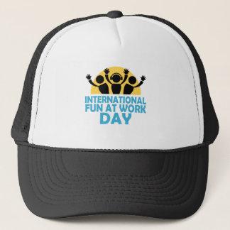 International Fun At Work Day - Appreciation Day Trucker Hat
