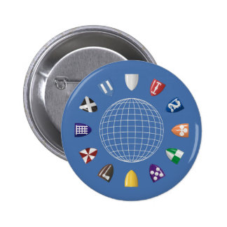 International Heraldry Day 2014 Buttons