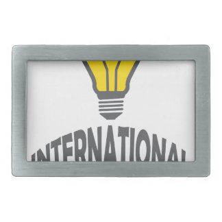 International Ideas Month - Appreciation Day Belt Buckles