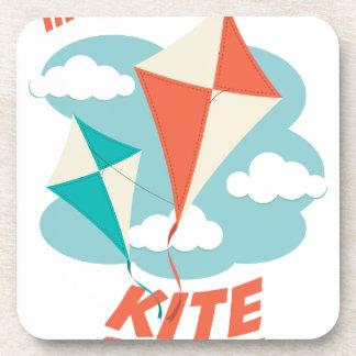 International Kite Day - Appreciation Day Coaster