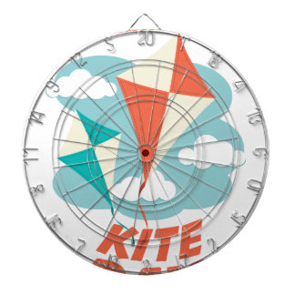 International Kite Day - Appreciation Day Dartboard