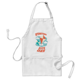 International Kite Day - Appreciation Day Standard Apron