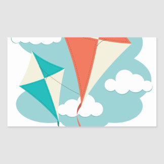 International Kite Day - Appreciation Day Sticker
