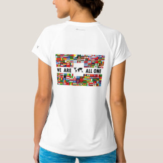 International Love (We are All One!) T-Shirt