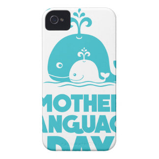 International Mother Language Day - 21st February Case-Mate iPhone 4 Case