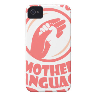 International Mother Language Day - 21st February iPhone 4 Case