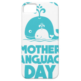 International Mother Language Day - 21st February iPhone 5 Covers