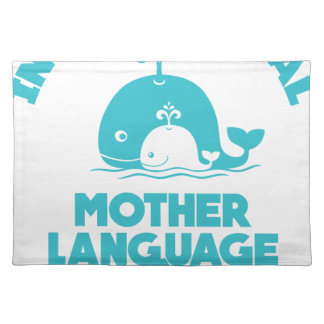 International Mother Language Day - 21st February Place Mat