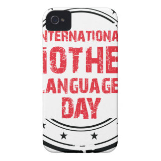 International Mother Language Day Case-Mate iPhone 4 Case