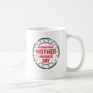International Mother Language Day Coffee Mug
