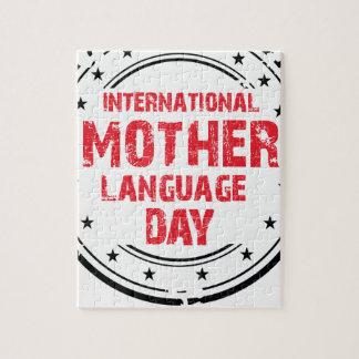 International Mother Language Day Jigsaw Puzzle