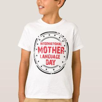 International Mother Language Day T-Shirt