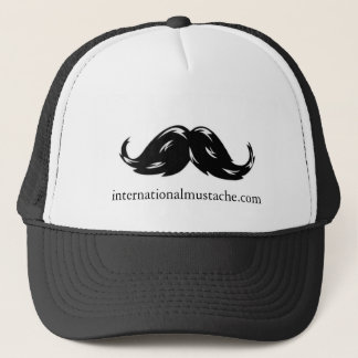 International Mustache Trucker Hat