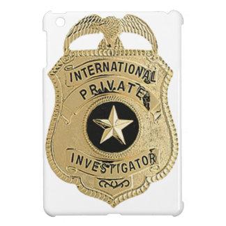 International Private Investigator Case For The iPad Mini
