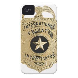 International Private Investigator iPhone 4 Cover