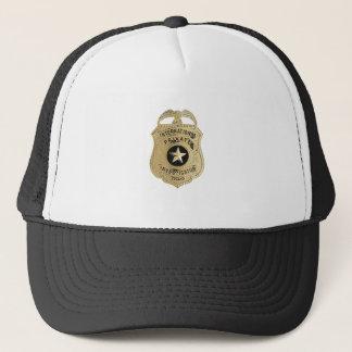 International Private Investigator Trucker Hat