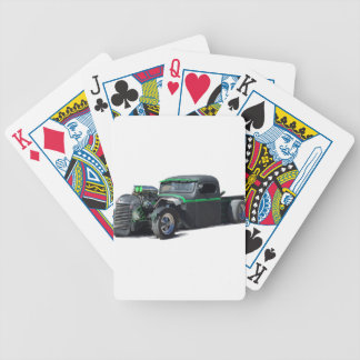 International PU Bicycle Playing Cards