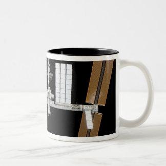 International Space Station 26 Two-Tone Coffee Mug