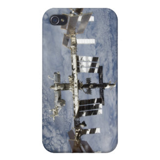 International Space Station 28 iPhone 4 Cover