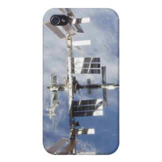 International Space Station 4 iPhone 4/4S Cover