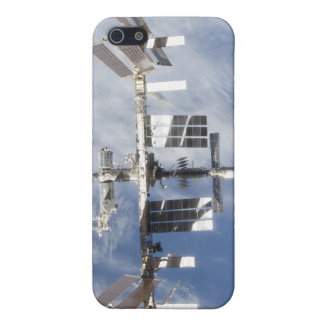 International Space Station 4 iPhone 5/5S Case