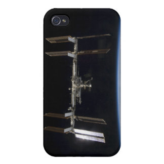 International Space Station 9 iPhone 4/4S Covers