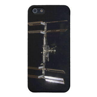 International Space Station 9 iPhone 5 Cases