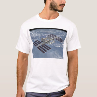 International Space Station complete (front) T-Shirt