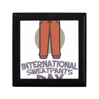 International Sweatpants Day - Appreciation Day Gift Box
