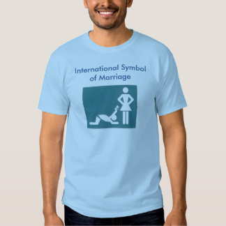 International Symbol of Marriage T-Shirt