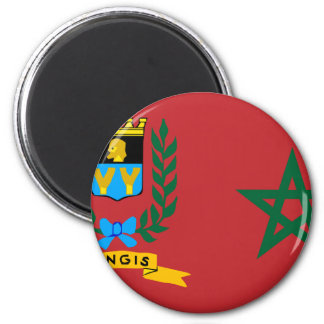 International Tangier, Morocco Magnet
