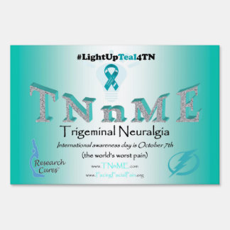International TN Awareness Day sign
